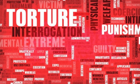 sadism: Torture In Interrogation and a Extreme Punishment