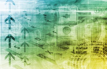 monetization: Web Technologies and Profit Through Online as Art Stock Photo
