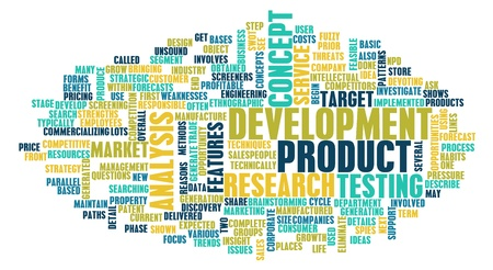 Product Development Step and Phase as Concept Stock Photo - 20406583
