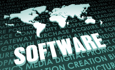 standards: Software Industry Global Standard on 3D Map