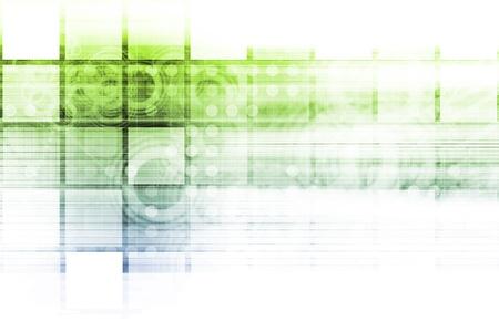 Information Technology or IT as a Art Background Reklamní fotografie - 20406382
