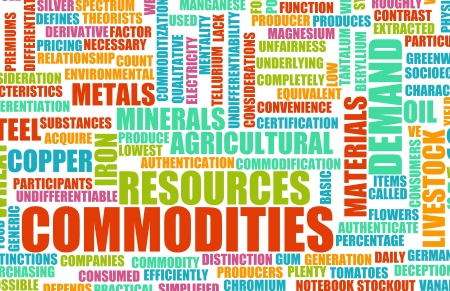 commodities: Commodities Trading a escala global como concepto