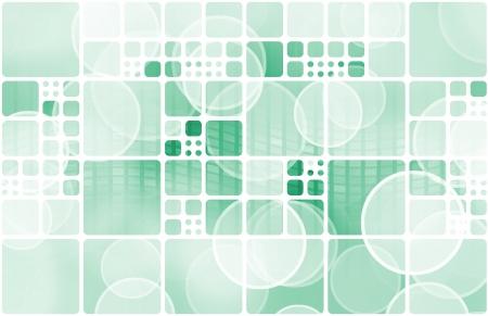 Design Architektur Tech Software as Art Concept Standard-Bild - 20406321