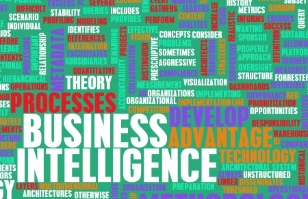 Business Intelligence and Analytics with Data Art photo