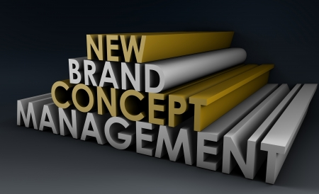 Brand Management in the New Media Concept  Imagens