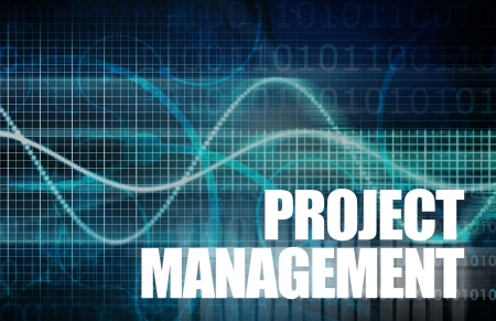 delegation: Project Management of a Company in Business Stock Photo