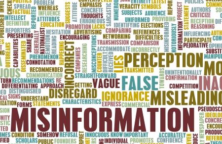 percepción: La desinformación y la propagación de noticias falsas
