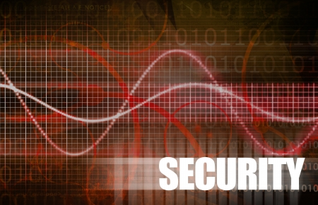 security: Security Detail for Business and Company Art