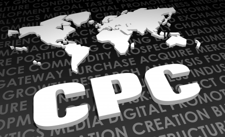 cpc: CPC Industry Global Standard on 3D Map