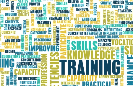 competency: Training or Upgrading Business Job Skills as Art