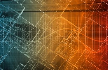 ingeniero civil: Diseño de Ingeniería como un extracto moderno