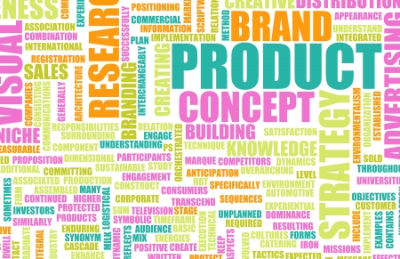 Product Design Process and Concept as Art Stock Photo - 20897251