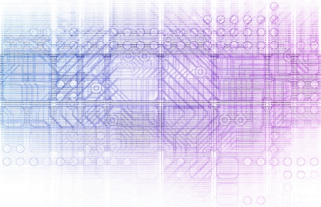 Integrated System Solutions on the Web Platform 免版税图像