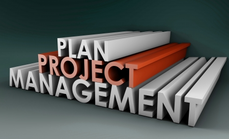 project planning: Project Planning and Management in 3D Format