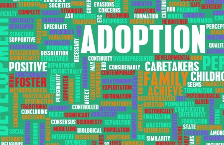 orphan: Adoption of Child or Pet as a Concept