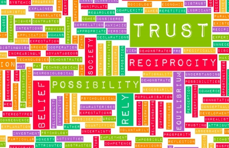 reciprocity: Concept of Trust and Belief in a Person