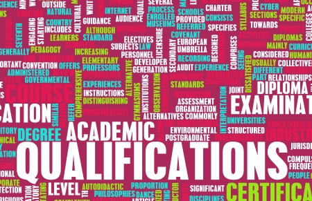 institution: Qualifications in Business and Education as Art
