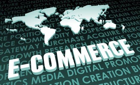 e systems: E-Commerce Industry Global Standard on 3D Map