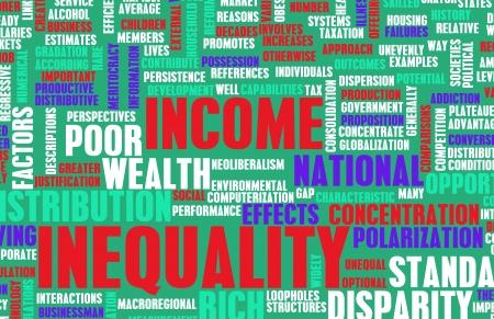 소득 불평등