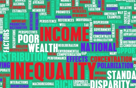 desigualdad: Desigualdad de ingresos