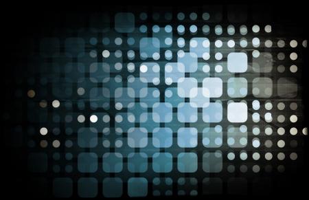 개념으로 통신 모바일 데이터 그리드