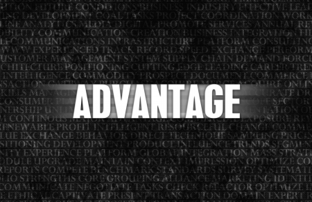 advantages: Advantage in Business as Motivation in Stone Wall
