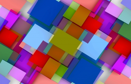 toy blocks: Colorful Squares Background with a Edit Blocks