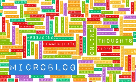 microblogging: Microblog Tool for an Online Microblogger Concept