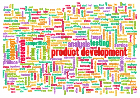 Product Development Step and Phase as Concept Stock Photo - 21218409