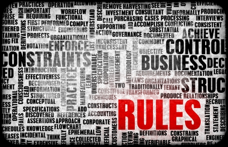 corrupt practice: Rules and Regulations for Law or Legal Scenarios
