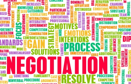 ultimatum: Negotiation in Business as a Abstract Concept