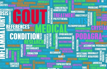 condition: Gout Concept as a Medical Inflammatory Condition