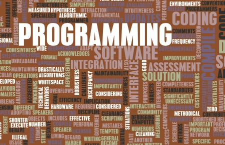 Programming or Compile in Software Development photo