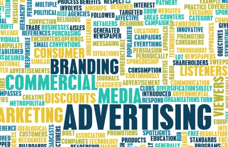 Advertising Strategy and Budget as a Concept photo