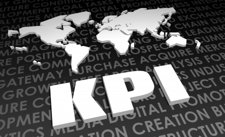 KPI Industry Global Standard on 3D Map photo