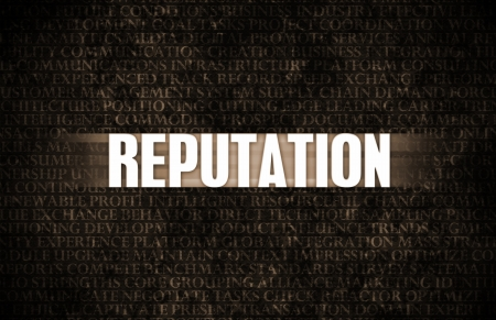 reputation: Reputation in Business as Motivation in Stone Wall