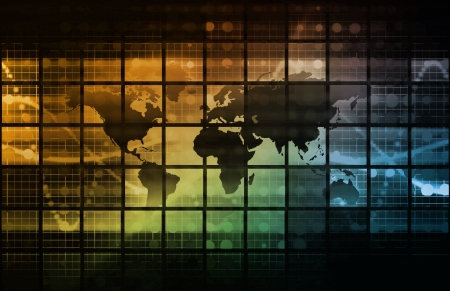 globally: Connected Globally Worldwide as a Network Concept