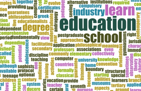 scholarship: Education Sector and Other Related Terms as Art