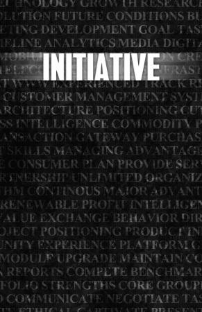 initiative: Initiative in Business as Motivation in Stone Wall