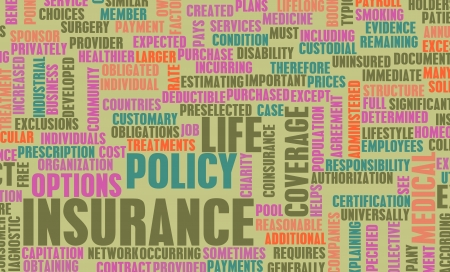 terminology: Health Insurance Policy and Choose or Buy One