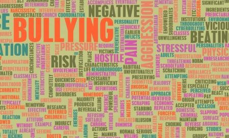 conflictos sociales: La intimidaci?n como un problema social con los ni?os