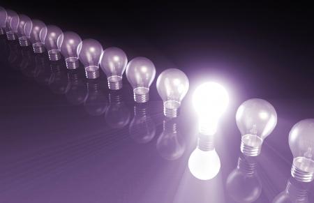 brilliant idea: Business Solution and Smart Services Success Art