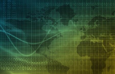 bytes: Digital Network as a Business Requirement Art