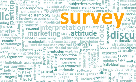 demographic: Public Survey Collection of Data on a Demographic