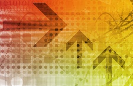 Business Finance und Technologie als eine Art Zusammenfassung