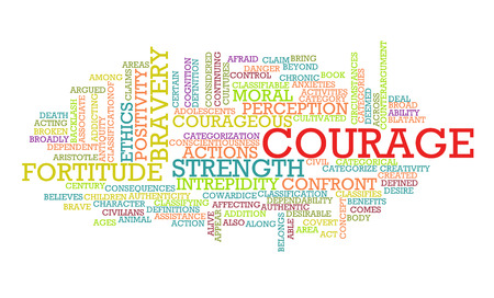 inner strength: Courage Under Fire and Bravery as Concept