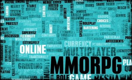 r�le: Un jeu de r?le en ligne massivement multijoueur
