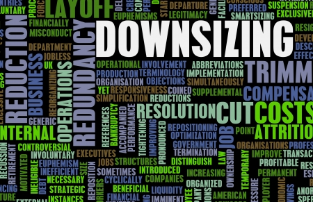 downsizing: Downsizing of Job in the Corporate Workplace