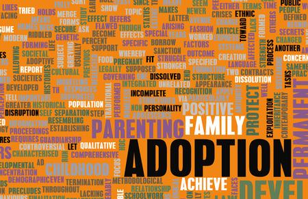 adoption: Adoption of Child or Pet as a Concept