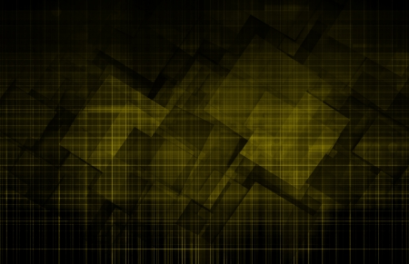 algorithmic: Data Mining With Art Worldwide Global Dataset Stock Photo